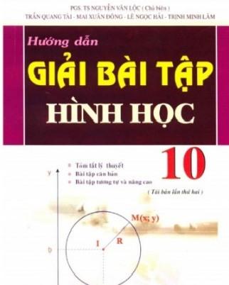 Tải sách: Hướng Dẫn Giải Bài Tập Hình Học 10