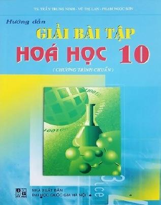 Tải sách: Hướng Dẫn Giải Bài Tập Hóa Học 10