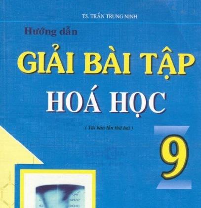 Tải sách: Hướng Dẫn Giải Bài Tập Hóa Học 9