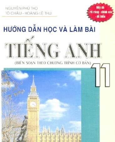 Tải sách: Hướng Dẫn Học và Làm Bài Tiếng Anh 11
