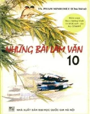 Tải sách: Những Bài Làm Văn 10