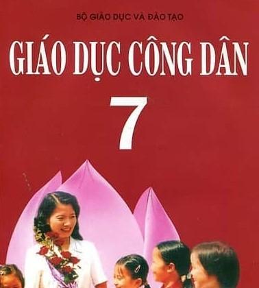Tải sách: Sách Giáo Khoa Giáo Dục Công Dân Lớp 7
