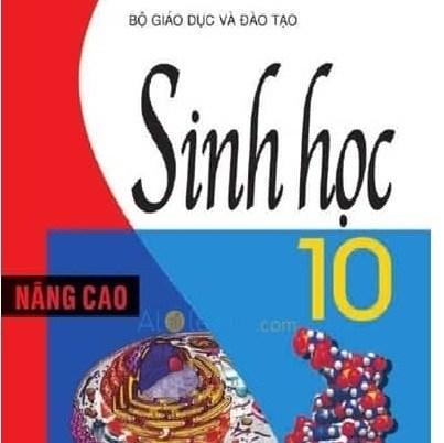 Tải sách: Sách Giáo Khoa Sinh Học Lớp 10 Nâng Cao