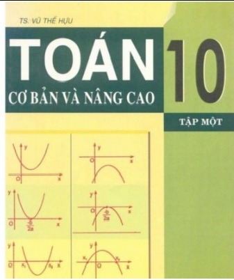 Tải sách: Toán Cơ Bản Và Nâng Cao 10 Trọn Bộ Tập 1,2