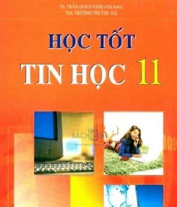Tải sách: Học Tốt Tin Học 11