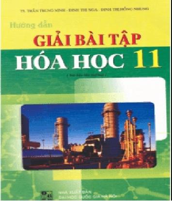 Tải sách: Hướng Dẫn Giải Bài Tập Hóa Học 11