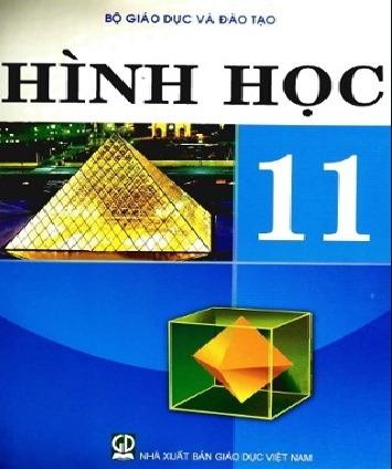 Tải sách: Sách Giáo Khoa Hình Học 11 Cơ Bản