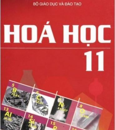 Tải sách: Sách Giáo Khoa Hóa Học Lớp 11 Cơ Bản