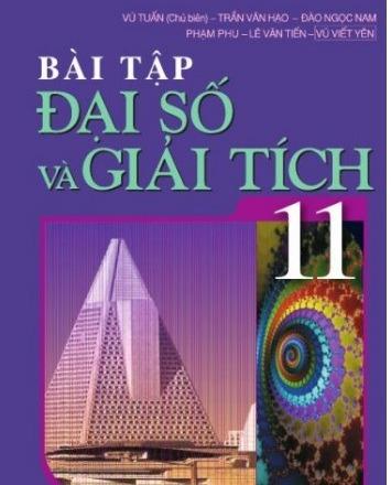 Tải sách: Bài Tập Đại Số Và Giải Tích 11