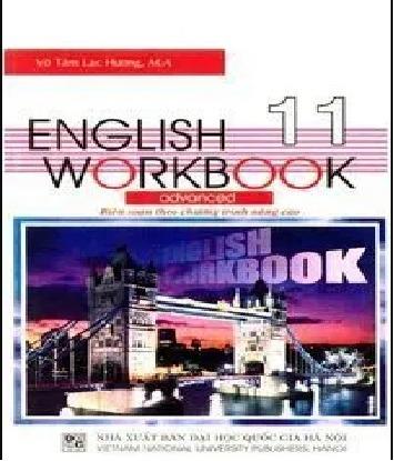 Tải sách: English 11 Workbook Nâng Cao