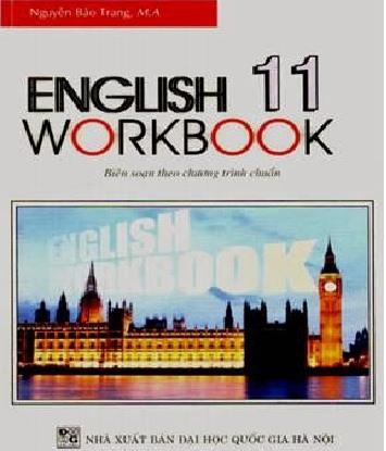 Tải sách: English 11 Workbook