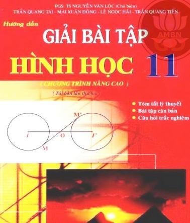 Tải sách: Hướng Dẫn Giải Bài Tập Hình Học 11 Nâng Cao