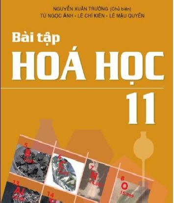 Tải sách: Sách Bài Tập Hóa Học Lớp 11