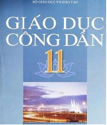 Tải sách: Sách Giáo Khoa Giáo Dục Công Dân Lớp 11