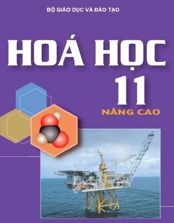 Tải sách: Sách Giáo Khoa Hóa học 11 nâng cao