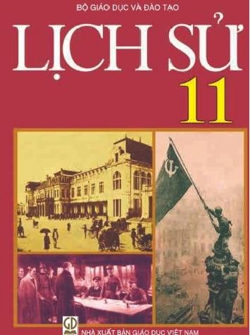Tải sách: Sách Giáo Khoa Lịch Sử Lớp 11 Cơ Bản