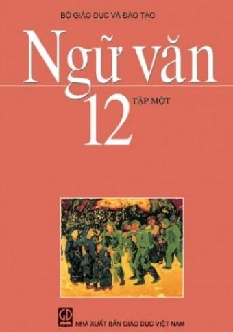 Tải sách: Sách Giáo Khoa Ngữ Văn Lớp 12 Cơ Bản Trọn Bộ Tập 1, Tập 2