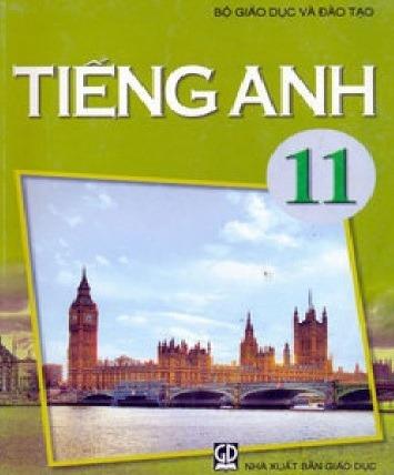 Tải sách: Sách Giáo Khoa Tiếng Anh 11