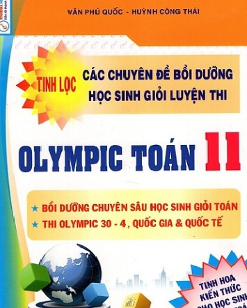 Tải sách: Tinh Lọc Các Chuyên Đề Bồi Dưỡng Học Sinh Giỏi Luyện Thi Olympic Toán 11