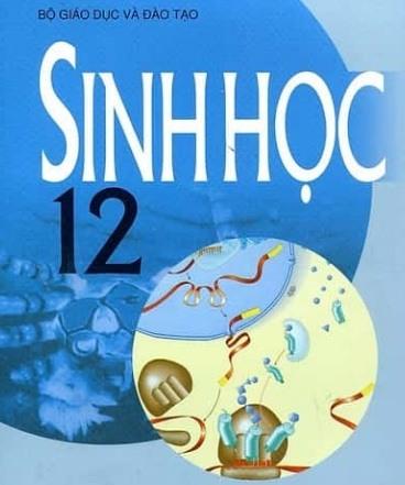 Tải sách: Sách Giáo Khoa Sinh Học Lớp 12