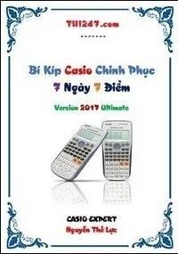 Tải sách: Bí Kíp Casio Chinh Phục 7 Ngày 7 Điểm