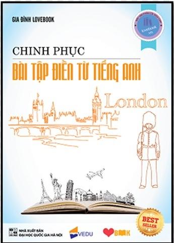 Tải sách: Chinh Phục Bài Tập Điền Từ Tiếng Anh