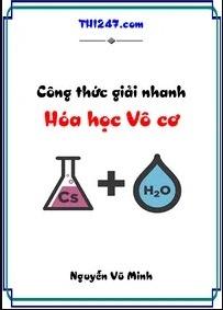 Tải sách: Công Thức Giải Nhanh Hóa Học Vô Cơ