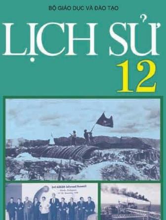 Tải sách: Sách Giáo Khoa Lịch Sử Lớp 12 Cơ Bản