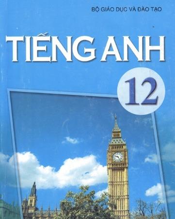 Tải sách: Sách Giáo Khoa Tiếng Anh 12 Cơ Bản