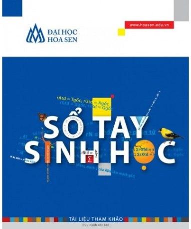 Tải sách: Sổ Tay Sinh Học