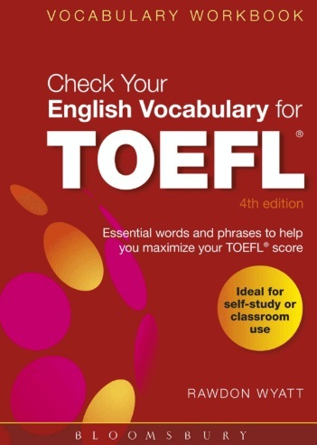 Tải sách: Check Your English Vocabulary For TOEFL