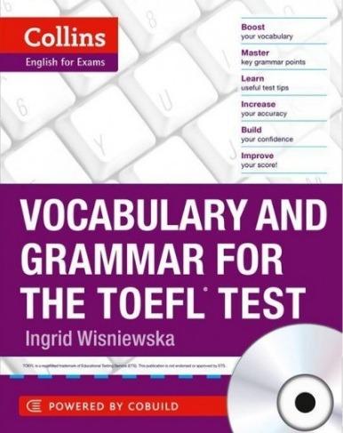 Tải sách: Collins TOEFL Vocabulary & Grammar, Reading & Writing, Listening & Speaking