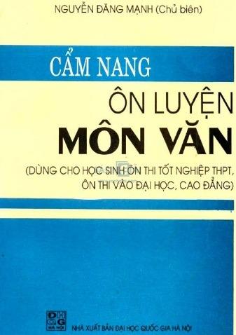 Tải sách: Cẩm Nang Ôn Luyện Môn Văn