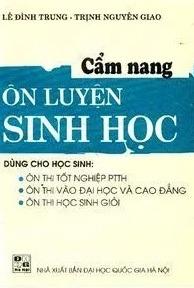 Tải sách: Cẩm Nang Ôn Luyện Sinh Học