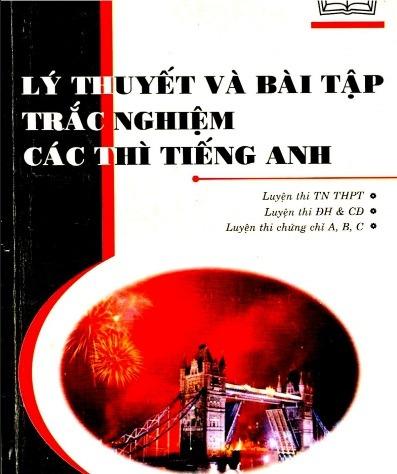Tải sách: Lý Thuyết Và Bài Tập Trắc Nghiệm Các Thì Tiếng Anh