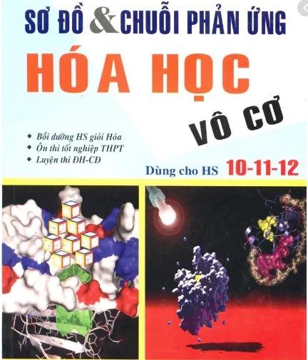 Tải sách: Sơ Đồ và Chuỗi Phản Ứng Hóa Học Vô Cơ