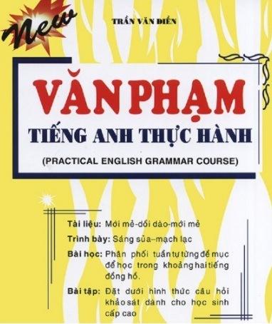 Tải sách: Văn Phạm Tiếng Anh Thực Hành – Trần Văn Điền