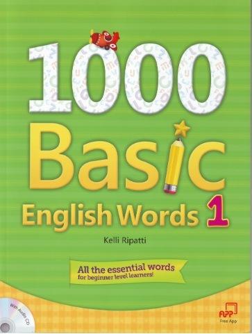 Tải sách: 1000 Basic English Words 1,2,3,4