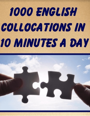 Tải sách: 1000 Collocations In 10 Minutes A Day