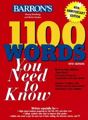 Tải sách: 1100 Words You Need To Know (Ebook+Audio)