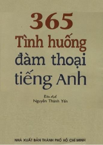 Tải sách: 365 Tình Huống Đàm Thoại Tiếng Anh