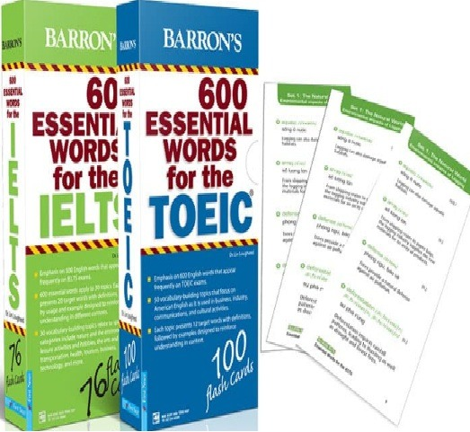 Tải sách: 600 Essential Words For The TOEIC – 3rd Edition Mới Nhất 2018