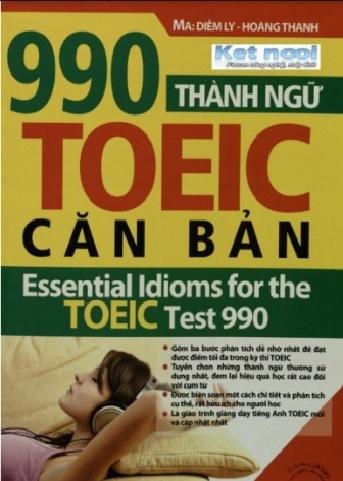 Tải sách: 990 Thành Ngữ Toeic Căn Bản