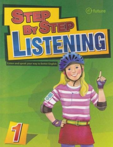 Tải sách: Bộ Sách Step By Step Listening 1,2,3 (Full Ebook+Audio+Answer Key)