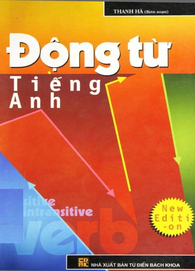 Tải sách: Động Từ Tiếng Anh – Thanh Hà