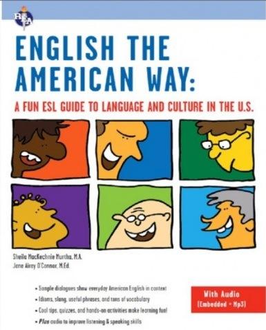 Tải sách: English The American Way Full Ebook+Audio