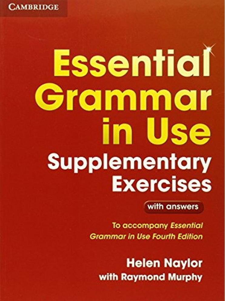 Tải sách: Essential Grammar In Use Supplementary Exercises