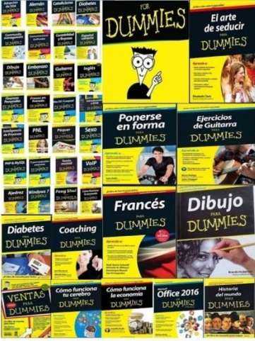 Tải sách: For Dummies Series (All Fields) About 1000 Books On Google Drive