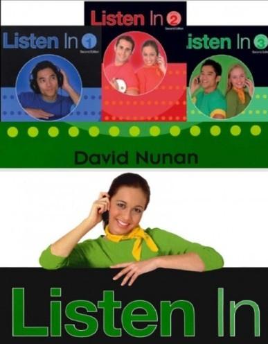 Tải sách: Listen In 1,2,3 Full Ebook + Audio