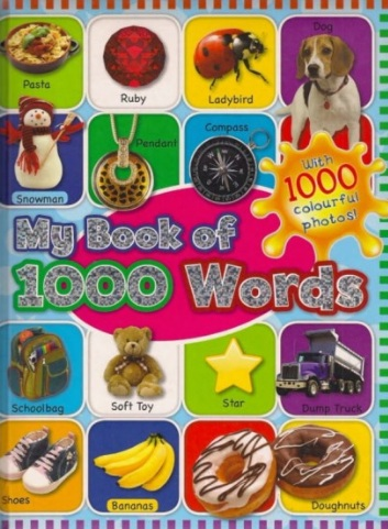 Tải sách: My Book Of 1000 Words